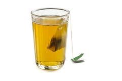 Стекло с чаем Стоковое Изображение