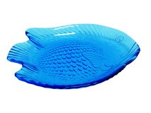 стекло тарелки Стоковая Фотография RF