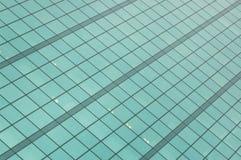 стекло фасада здания Стоковое фото RF