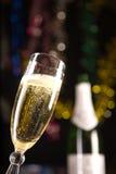 стекло шампанского Стоковое Изображение