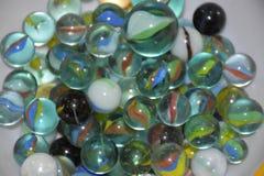 стекло шарика цветастое Стоковые Изображения RF