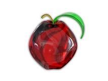 стекло яблока Стоковые Фотографии RF