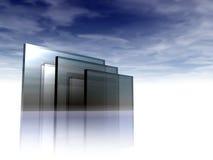 стекло Стоковое фото RF