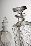 стекло anique кристаллическое Стоковое Изображение