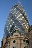 стекло london здания Стоковое Изображение
