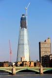 стеклянная башня черепка london Стоковые Изображения RF