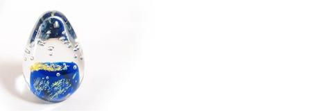стеклянная белизна Стоковая Фотография RF