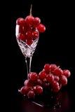 стеклянная виноградина Стоковые Изображения