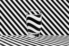 стеклянная вода отражений Стоковые Изображения