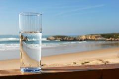 стеклянная вода стоковые изображения