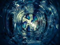 Стеклянная картина Стоковое фото RF