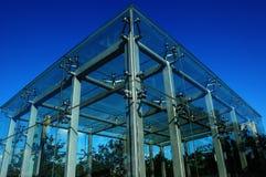 стеклянная комната Стоковая Фотография