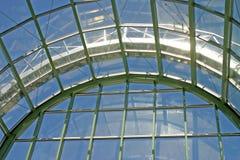 стеклянная крыша Стоковое фото RF