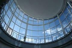 стеклянная крыша Стоковое Изображение RF