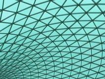 стеклянная крыша Стоковая Фотография RF