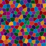 стеклянная мозаика Стоковые Изображения RF
