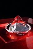 стеклянная пирамидка Стоковые Фото