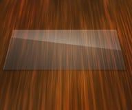 стеклянная пластинка Стоковые Фото