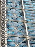 стеклянная сталь небоскреба Стоковое Изображение