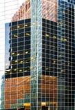 стеклянная стена Стоковые Фото