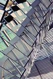 Стеклянная структура Стоковое Изображение RF