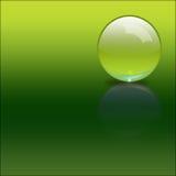 стеклянная сфера Стоковые Фото