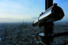 стеклянная шпионка Стоковые Изображения RF
