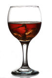 стеклянное вино Стоковая Фотография RF