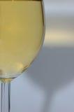 стеклянное вино Стоковое Фото
