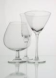 стеклянное вино Стоковые Фото