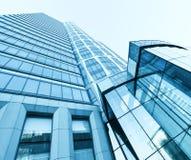 Стеклянное высокое здание подъема Стоковые Фото