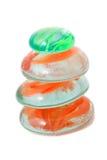 стеклянное Дзэн стоковое изображение rf
