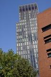 Стеклянное здание Стоковое Изображение