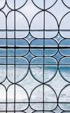 стеклянное окно океана руководства Стоковая Фотография RF