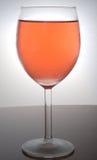 стеклянное розовое вино Стоковые Фото