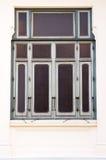 стеклянное старое окно Стоковая Фотография