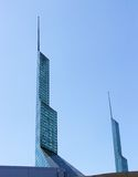 стеклянные башни Стоковые Изображения