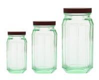 Стеклянные бутылки стоковое изображение
