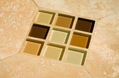 стеклянные плитки Стоковая Фотография RF