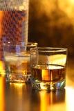 стеклянный виски Стоковое Изображение RF
