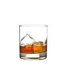 стеклянный виски Стоковое фото RF