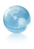 стеклянный глобус Стоковое Изображение