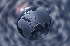 стеклянный глобус Стоковое фото RF