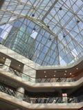 стеклянный дом стоковое изображение rf