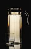 стеклянный кувшин Стоковое Изображение RF
