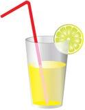 стеклянный лимонад бесплатная иллюстрация