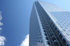 стеклянный небоскреб Стоковая Фотография