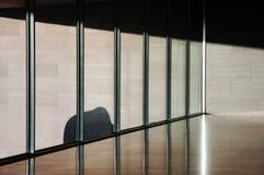 стеклянный офис Стоковая Фотография