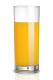 стеклянный помеец сока стоковая фотография rf