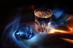 стеклянный самоцветный камень Стоковые Изображения RF